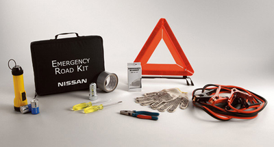 2014 Nissan Altima Emergency Road Kit 999A3-YZ000