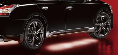 2013 Nissan Maxima External Ground Lighting 999F4 AX009