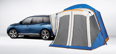 2016 Nissan Pathfinder Hatch Tent