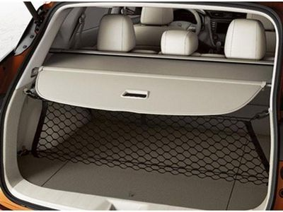 2017 Nissan Murano Retractable Cargo Cover