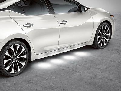 Elegant 2017 Nissan Maxima External Ground Lighting T99F4 4RA0A