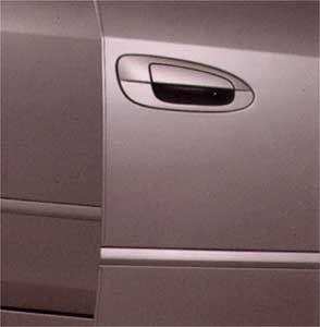 2003 Nissan Altima Door Edge Guards