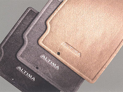 2000 Nissan Altima Carpeted Floor Mats 999E2-UL000CH