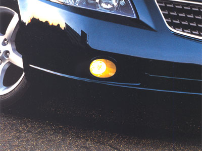 2002 Nissan Altima Fog Lamps