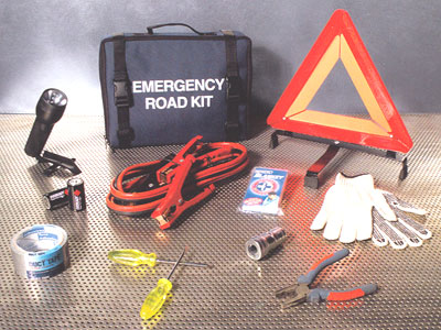 2013 Nissan Sentra Roadside Emergency Kit 999M1-AT000