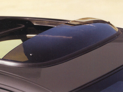 2004 Nissan Altima Sunroof Wind Deflector 999D4-UP001