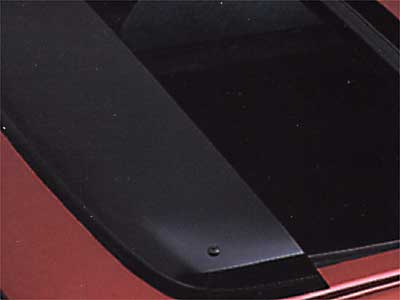 2001 Nissan Altima Sunroof Wind Deflector 999D4-UP501