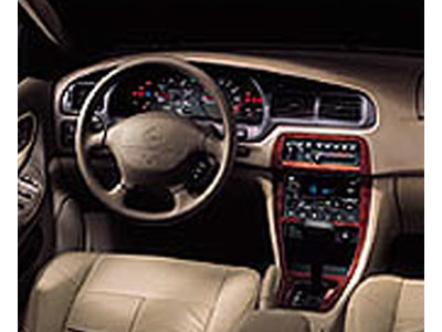 2001 Nissan Altima Wood Trim
