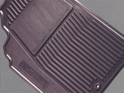 Nissan Altima All Season Floor Mats