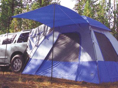 2011 Nissan Pathfinder Armada Hatch Tent 999T7-XR100 & Nissan Pathfinder Armada Hatch Tent 999T7-XR100