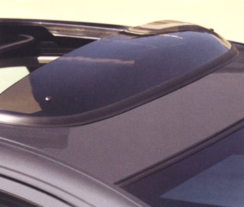 2010 Nissan Altima Sunroof Wind Deflector