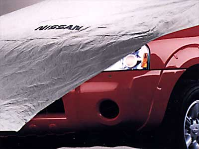 2001 Nissan Frontier Crew Cab Vehicle Cover