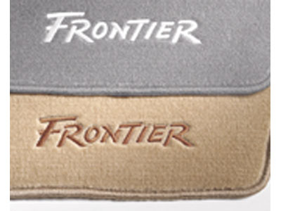 2004 Nissan Frontier 2 Dr Carpeted Floor Mats