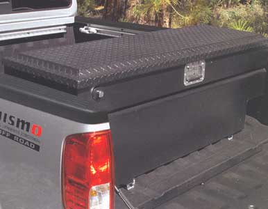 2009 Nissan Frontier Crew Cab Sliding Tool Box 999T2-BR200