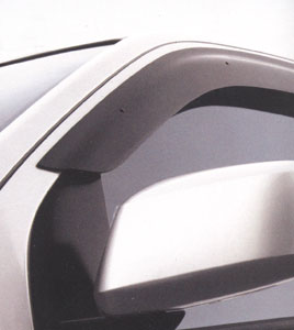 Genuine Nissan Side Window Deflectors