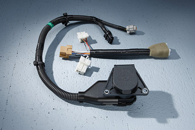 2013 Nissan Frontier 2 Dr Tow Harness Kit