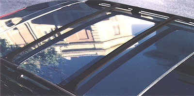 2007 Nissan Murano Roof Rail Cross Bars 999R1-CS000