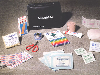 2005 Nissan Altima First Aid Kit 999M1-VN000