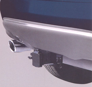 2006 Nissan Murano Receiver Hitch
