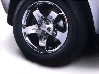 2005 Nissan Murano Chrome Wheel 999W1-CP000