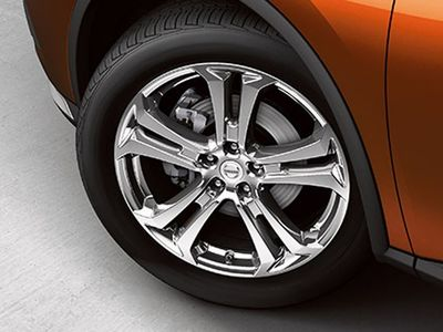2016 Nissan Murano 20 inch Split 5-Spoke Aluminum Alloy Wheel