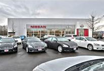 Puyallup Nissan dealership