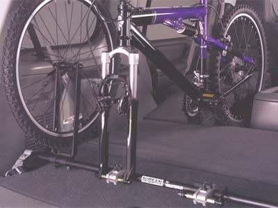 2005 Nissan Pathfinder Armada Interior Bike Carrier 999r5 2q000