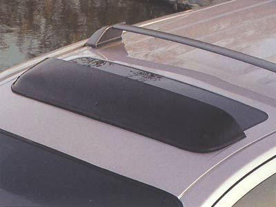 2009 Nissan Pathfinder Armada Moonroof Wind Deflector 999D4-3U001