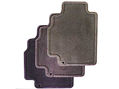 2003 Nissan Pathfinder Carpeted Floor Mats