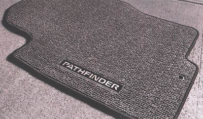 2008 Nissan Pathfinder Carpeted Floor Mats
