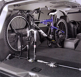 2010 Nissan Pathfinder Armada Interior Bike Carrier 999R5-2Q000
