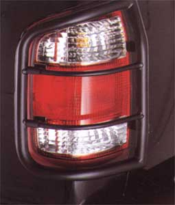 2001 Nissan Pathfinder Tail Lamp Guards 999G4-XL000