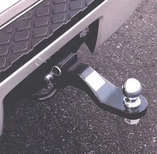 2013 Nissan Frontier 2 Dr Hitch Ball Class III 999T5-BY100