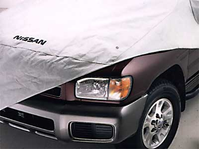 2000 Nissan Pathfinder Vehicle Cover