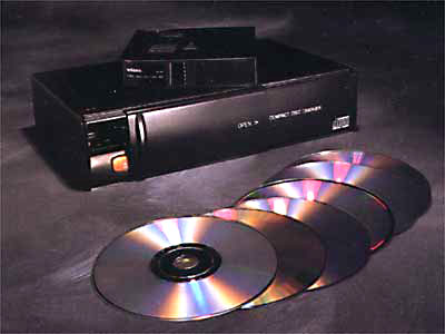 2001 Nissan Quest 6-Disc CD Autochanger 999U7-CJ000