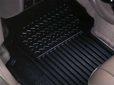 2002 Nissan Quest All-Season Floor Mats 999E1-NL000
