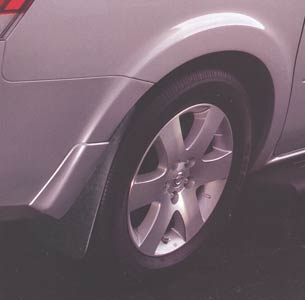 2005 Nissan Quest Splash Guards