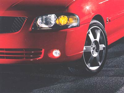 2000 Nissan Sentra Fog Light Kit