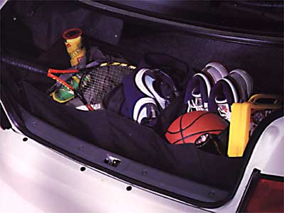 2005 Nissan Sentra Collapsible Trunk Organizer 999C2-LL001