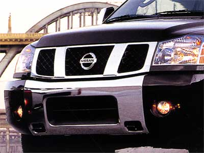 2015 Nissan Titan Fog Light Kit 999F1-YQ001