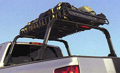 2005 Nissan Titan LoadWarrior Roof Cargo Carrier