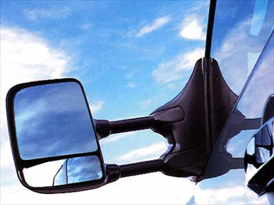 2005 Nissan Titan Trailer Tow Mirror Kit