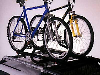 2001 Nissan Xterra Bike Rack