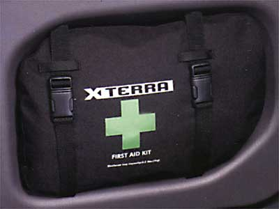 2000 nissan xterra first aid kit. Black Bedroom Furniture Sets. Home Design Ideas