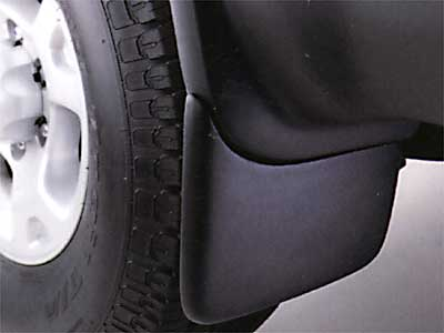 2001 Nissan Xterra Splash Guards