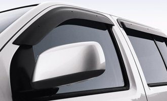 2014 Nissan Xterra Side Window Deflectors 999D3-KT000