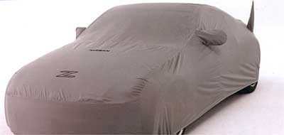 2007 Nissan 350Z Vehicle Cover
