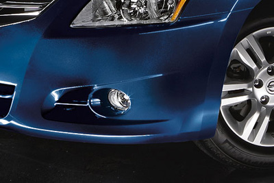 Nissan Altima Sedan Fog Lights