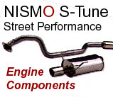 NISMO S-Tune Engine Components