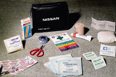 2016 Nissan NV200 First Aid Kit 999M1-ST000